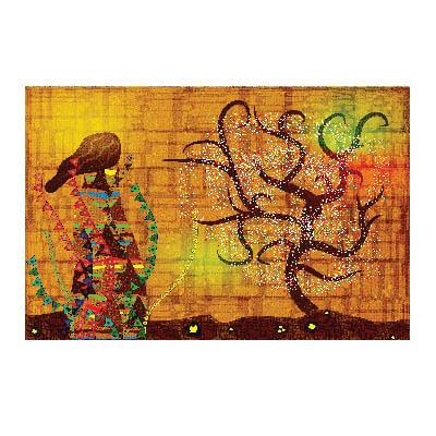 Πίνακας Gustav Klimt Practice